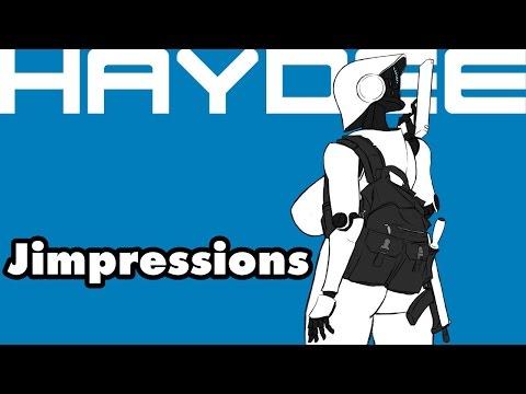 HAYDEE - Prepare To Robot Boobs