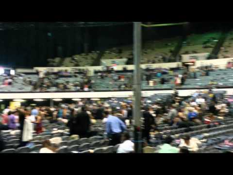 Long Beach Arena 14/09/13