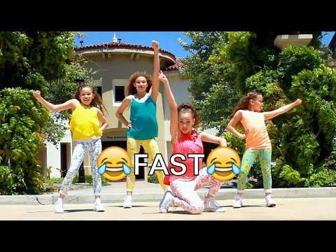 Haschak Sisters-Worth it (FAST)