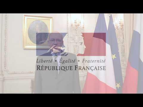 Message de l'Ambassadeur de France en Russie, Pierre Lévy, concernant la crise du coronavirus