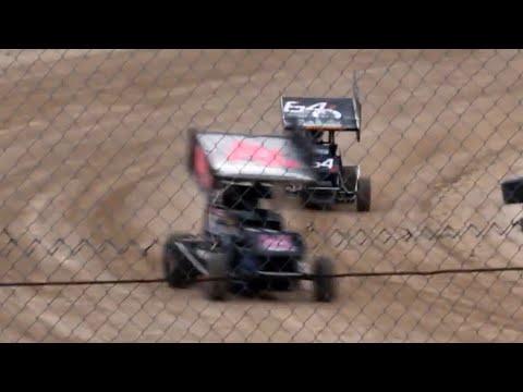 Wild Bill's Raceway Mini Sprint Heat Race 6/7/19