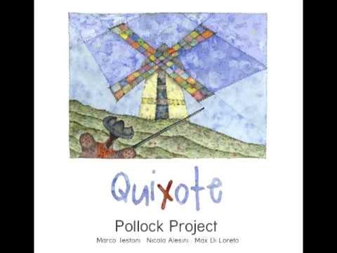 """Marco Testoni, Nicola Alesini, Max Di Loreto """"QUIXOTE"""" Pollock Project @ Roma 01/03/13"""