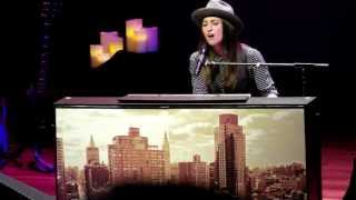 "Sara Bareilles - Boston - 4-28-2013- ""Goodbye Yellow Brick Road"" -Full Version..Stereo -HD"
