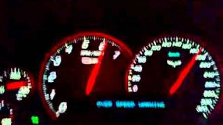 Top speed of corvette in dubai
