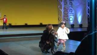 三重ママサー Twinkle Kids & club chubby 合同ファッションショー.