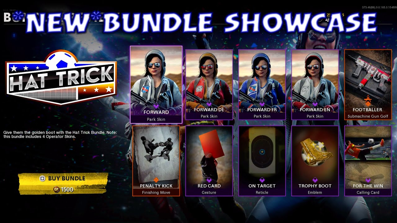 New Hattrick Bundle Showcase Funny Penalty Kick Finishing Move Red Card Gesture More Youtube