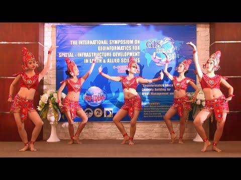 Múa Thái Lan - Đại học sư phạm Đà Nẵng