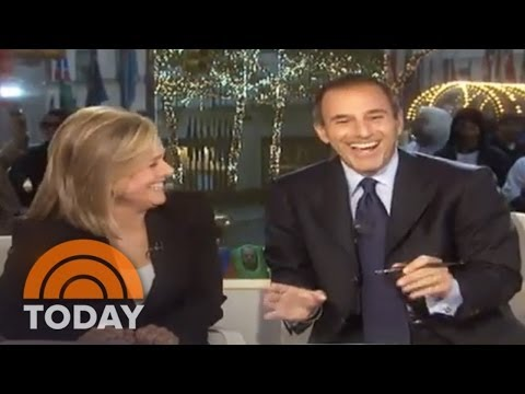 Meredith Vieira's First TODAY Broadcast | Archives | TODAY