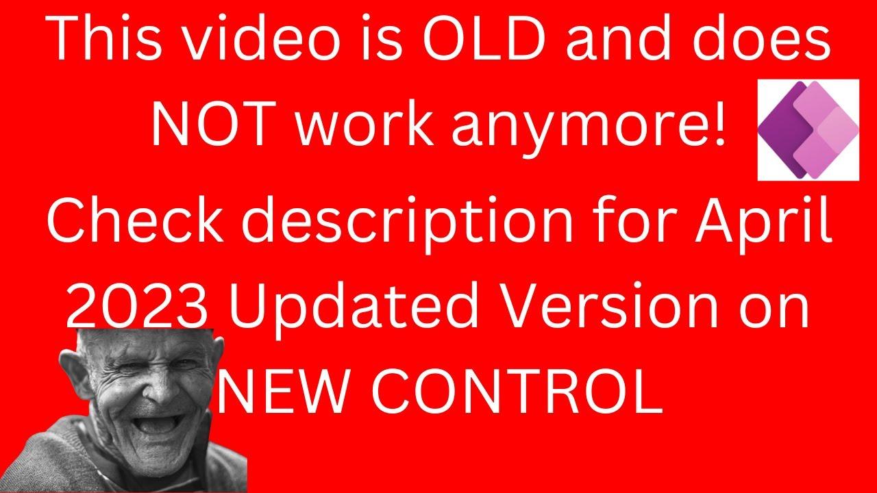 PowerApps Barcode Scanner App