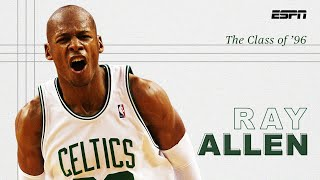 Ray Allen's 3-point shooting ushered in a new NBA era - and made him a legend | The Class of '96