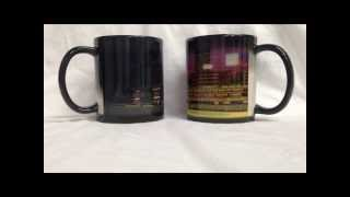 Color Changing Coffee Mugs - Unique Promotion Products
