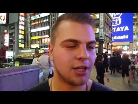 Trip to japan! Osaka nightlife...