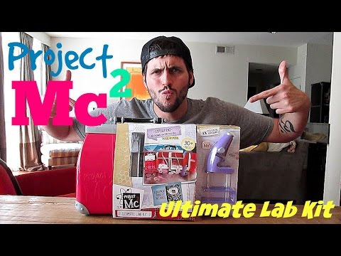 PROJECT MC2 - ULTIMATE LAB KIT - REVIEW