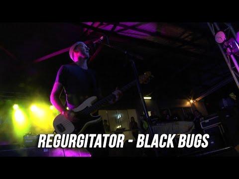 Regurgitator // Black Bugs (Live) // 2016 Melbourne Community Cup