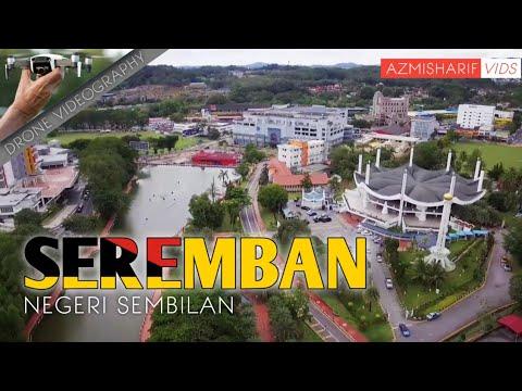 SEREMBAN | Taman Tasik & Masjid Negeri