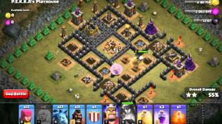 Clash Of Clans: PEKKA'S Playhouse #49 Super Queen