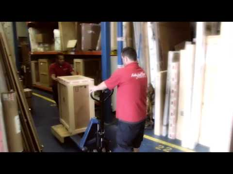 borro - delivery and storage of fine art and antiques