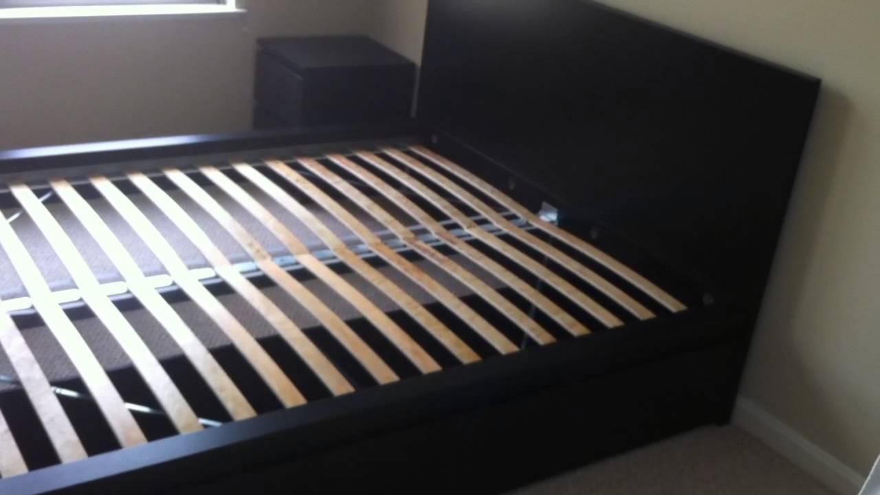 Ikea Malm Storage Bed Assembly Service Dc Md Va By