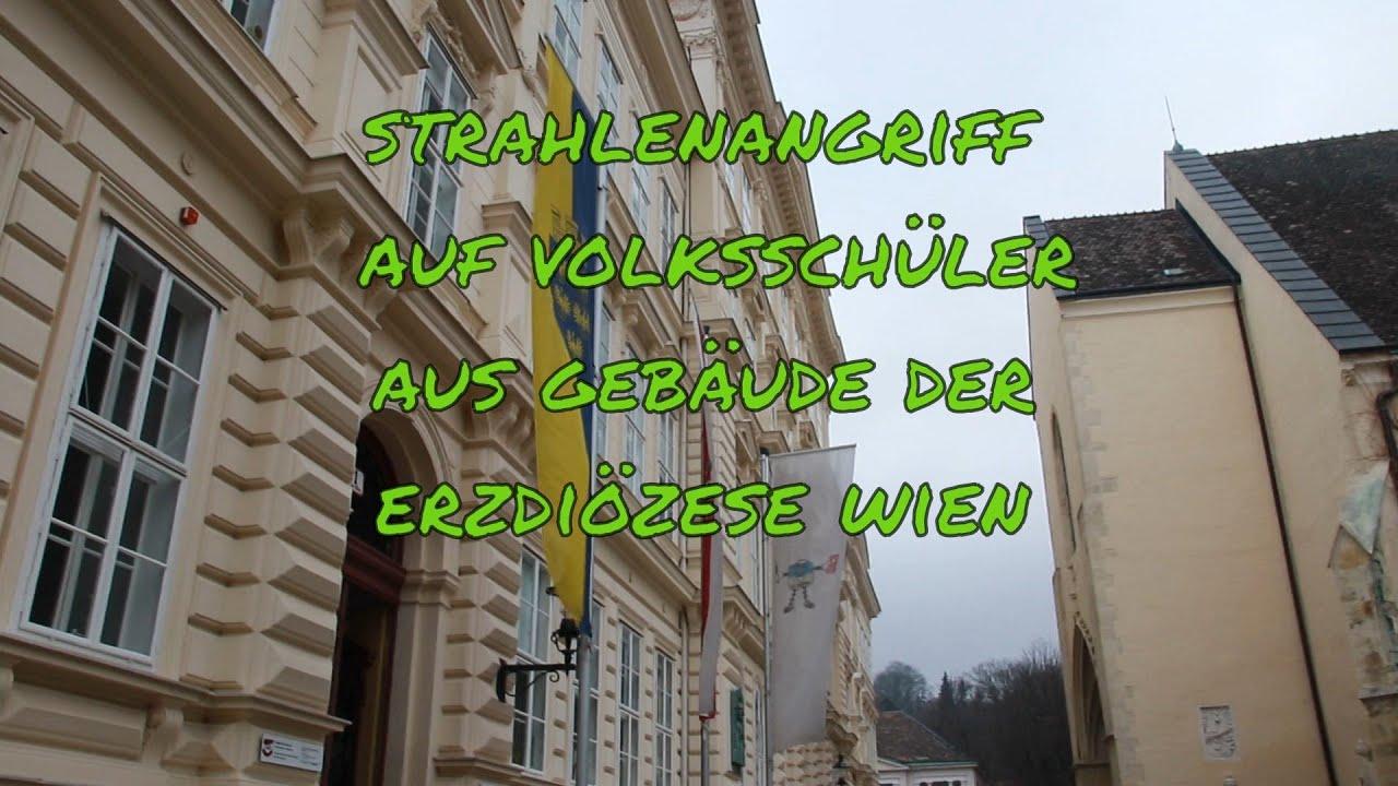 5G STRAHLENANGRIFF auf Volksschule in der Kaiserstadt Baden