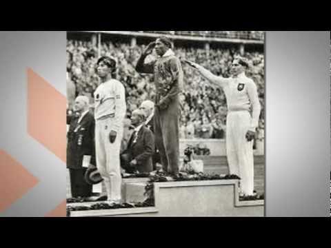 1936 Olympics: Jesse Owens Becomes A Legend
