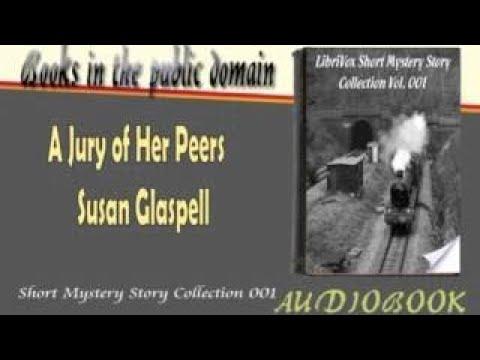 a jury of her peers plot summary