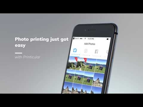 Can i print photos from my iphone at boots