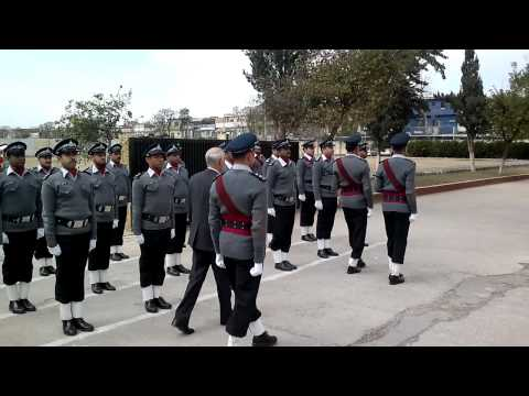 FIA Passing Out - YouTube