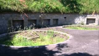 2015年5月21日 小島 芸予要塞跡