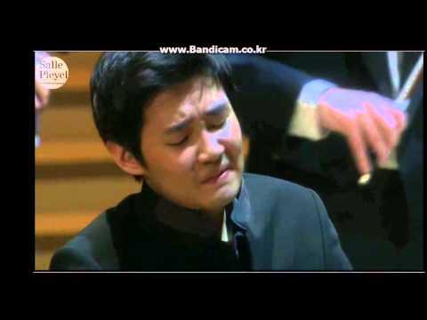 임동혁 바흐 콘체르토 BWV1058 2,3악장 (Dong Hyek Lim, Bach Concerto BWV1058 mvt2,3) in Paris