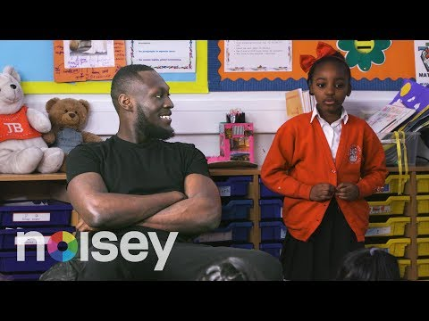 Kids Grill Stormzy About Skengmen, Wastemen, And Boris Johnson