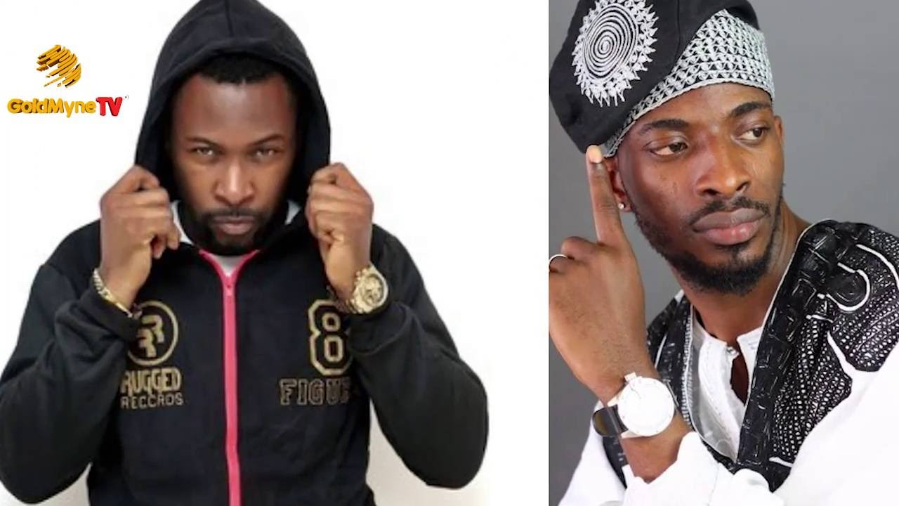 """Download """"I'M HAPPY TO HAVE SEEN OLAMIDE GROW OVER THE YEARS"""" - 9ICE (Nigerian Entertainment)"""
