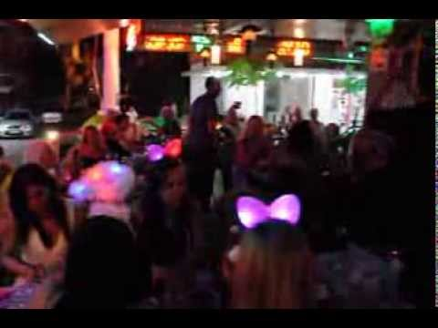 Picasso Restaurant & Bar/ALANYA 2012 Dance Show