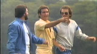 The Gatlin Brothers in 1984 Members Only Commercial