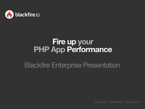 Blackfire Enterprise presentation