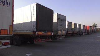 أخبار حصرية - 24 حافلة مساعدات أممية تنتظر إذن الدخول إلى شرق حلب