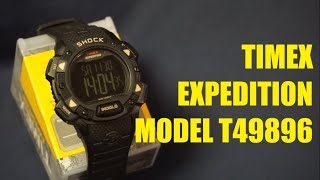 Timex Expedition Model T49896 review
