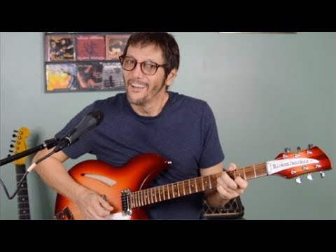 John Lennon's Lead Guitar Playing by Mike Pachelli