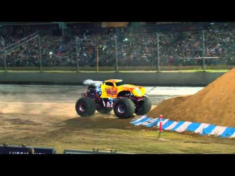 Monster Trucks Unleashed!