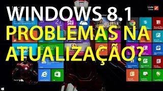 Windows 8.1 - Não encontra a atualização na loja? Saiba como resolver