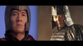 Jackie Chan vs. Jet Li - who made the best Terracotta Warrior movie?