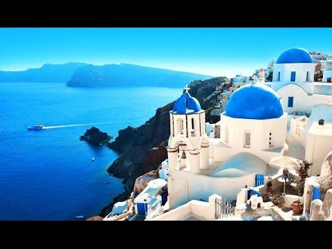 Santorini Grécia - a ilha preferida dos casais apaixonados.