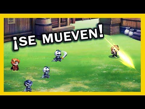 ⚔️ ENEMIGOS ANIMADOS En RPG MAKER MV ⚔️ (como Los Héroes O Con Imagen Estática)