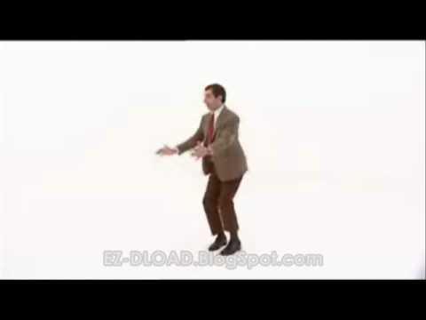 Mr Bean Laden Funny Hip Hop Dance