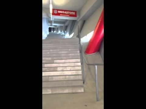 Fan Shop in Allianz Arena of Bayern Munich Germany 14/4/59