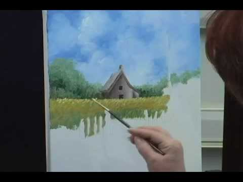 acrylic painting for dummies pdf
