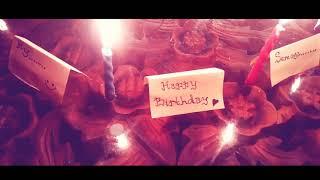 Video ucapan ulang tahun