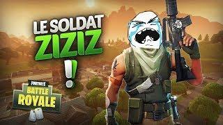 IL FAUT SAUVER LE SOLDAT ZIZIZ ! (Fortnite Battle Royale)