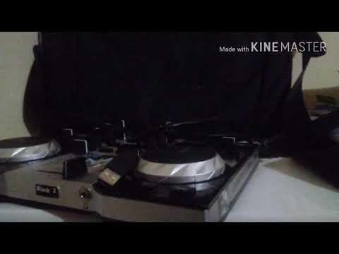 Black - Freestyle Scratch Solo 1 (on Hercules DJ Control Instinct)