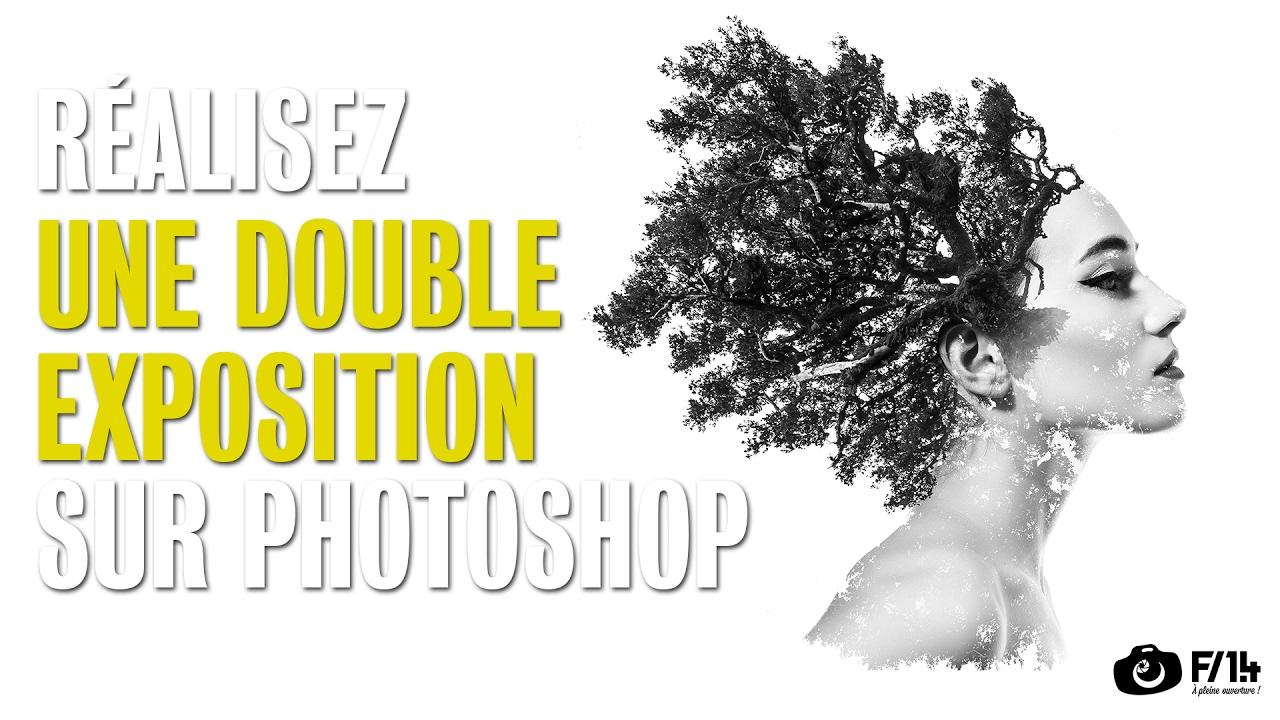Réalisez une double exposition sur Photoshop - F/1.4 S05E15