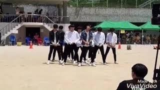 2018 일산고 체육대회 워너원(Wanna One) - 부메랑 Cover